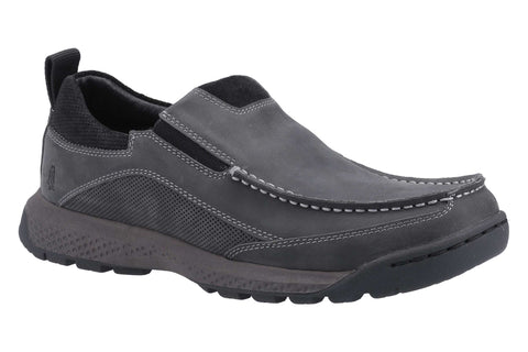 Hush Puppies Duncan Mens Slip On Shoe