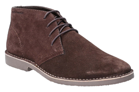 Hush Puppies Freddie Lace Up Shoe Brown