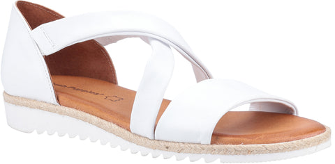 Hush Puppies Gemma Womens Espadrille Wedge Sandal