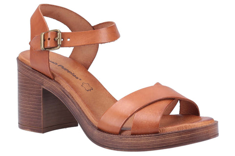 Hush Puppies Georgia Womens Heeled Sandals