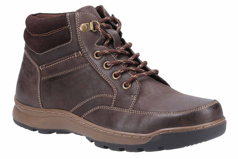 Hush Puppies Grover Mens Lace Up Boot