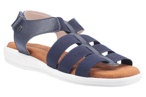 Hush Puppies Hailey Gladiator Sandal Navy