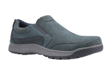 Hush Puppies Jasper Mens Slip On Casual Shoe