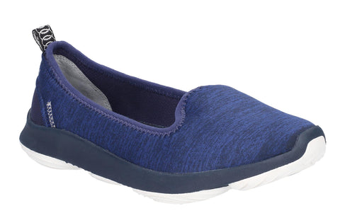Hush Puppies Life Slip On Shoe Navy