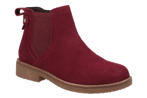Hush Puppies Maddy Womens Chelsea Style Ankle Boot