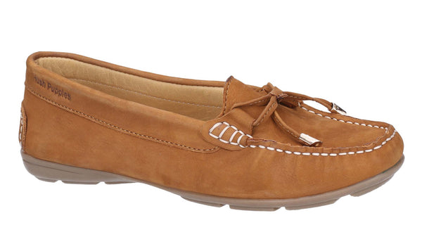 Hush Puppies Maggie Toggle Shoe Boot Tan
