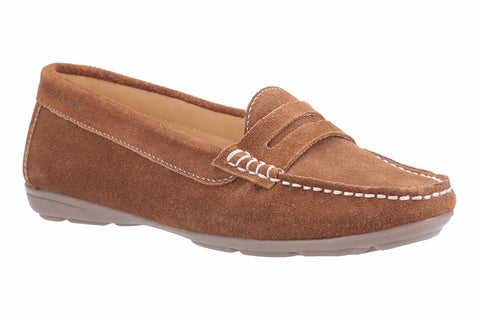 Hush Puppies Margot Womens Slip On Loafer
