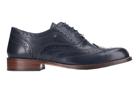 Hush Puppies Natalie Womens Brogue Lace Up Shoe