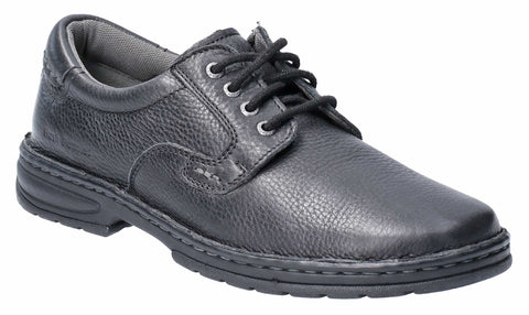 Hush Puppies Outlaw II Lace Up Shoe Black