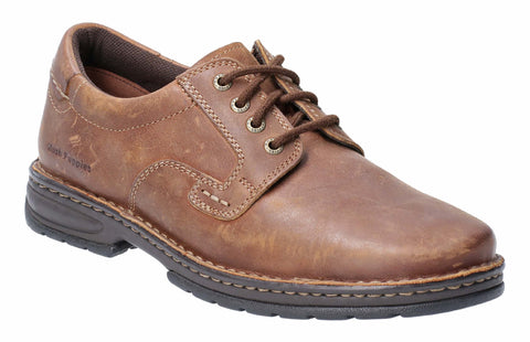 Hush Puppies Outlaw II Lace Up Shoe Brown