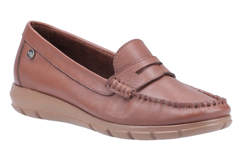Hush Puppies Paige Womens Slip On Loafer