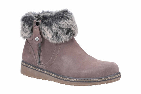 Hush Puppies Penny Womens Winter Ankle Boot