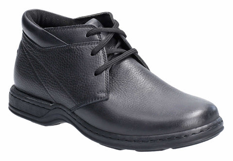 Hush Puppies Mens Reggie Lace Up Ankle Boot