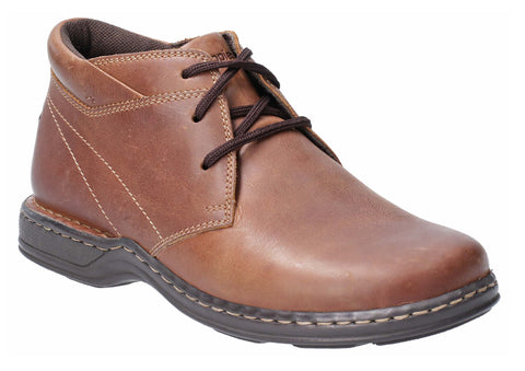Hush Puppies Reggie Mens Lace Up Ankle Boot