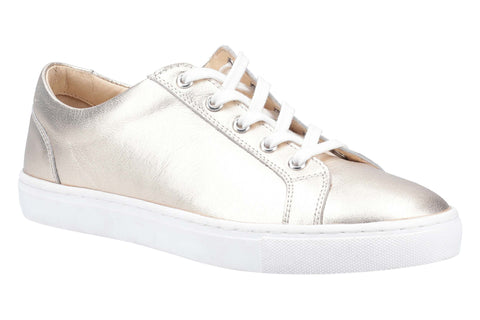 Hush Puppies Tessa Womens Lace Up Trainer