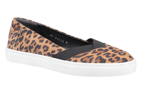 Hush Puppies Tiffany Womens Slip On Trainer