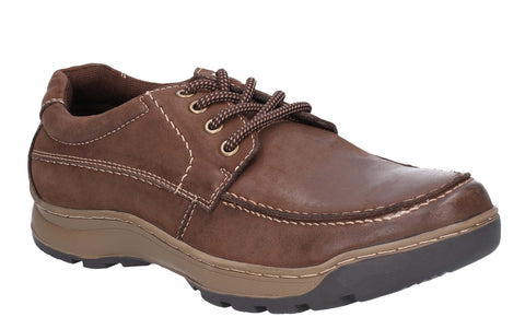 Hush Puppies Tucker Lace Shoe Brown