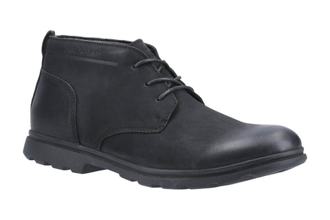 Hush Puppies Tyson Chukka Boot Black