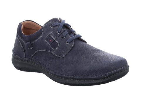 68d362f3217ff Josef Seibel Anvers 36 43390 Mens Extra Wide Fit Lace Up Shoe