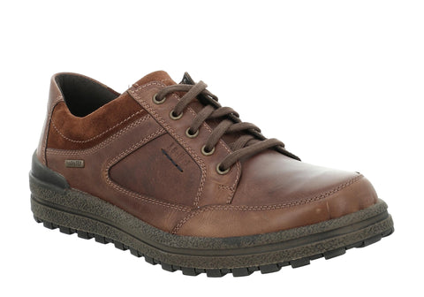 Josef Seibel Emil 58 15558 Mens Waterproof Lace Up Shoe