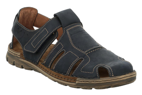Josef Seibel John 07 16707 Mens Closed Toe Casual Sandal