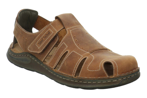 Josef Seibel Maverick 01 Mens Casual Sandal