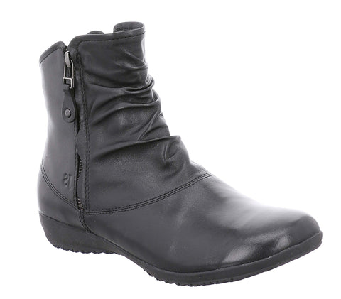 Josef Seibel Naly 24 79724 Womens Twin Zip Leather Ankle Boot