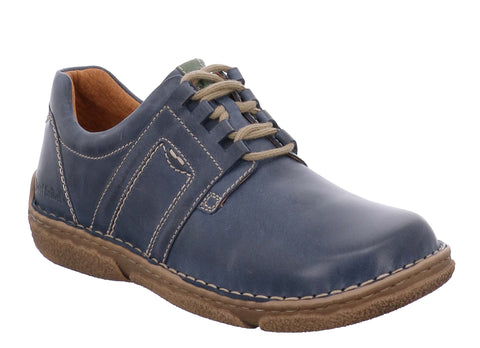 Josef Seibel Neele 44 85144 Womens Leather Lace Up Casual Shoe