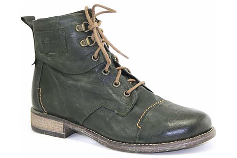 Josef Seibel Sienna 17 99617 Womens Lace Up Casual Ankle Boot