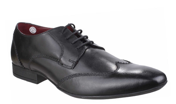 a6f2fd95cfa67f Lambretta Bruce Wingtip Mens Lace Up Smart Shoe – Robin Elt Shoes
