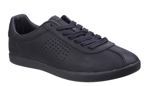 Lambretta Gazzman III Mens Lace Up Leisure Trainer
