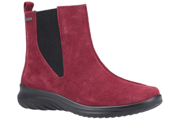 Legero Softboot 09571-49 GTX Womens Waterproof Suede Soft Chelsea Boot
