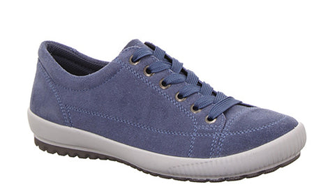 Legero Tanaro 4.0 4-00820-86 Womens Suede Lace Up Casual Shoe
