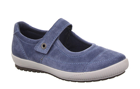 Legero Tanaro 4.0 4-00822-86 Womens Touch Fastening Mary Jane Casual Shoe