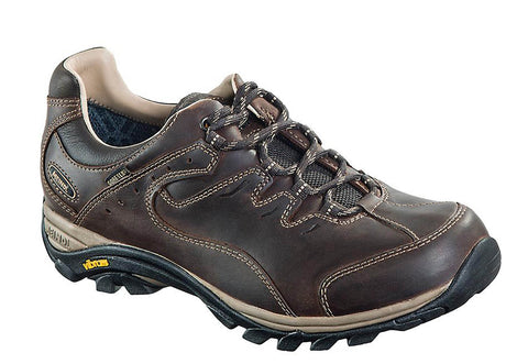 Meindl Caracas 3879 GTX Mens Waterproof Walking Shoe 46 Dk Brown