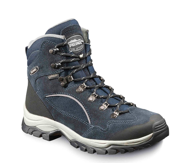 Meindl Chile Lady MFS 2511 GTX Womens Waterproof Walking Boot 49 Marine/Silv