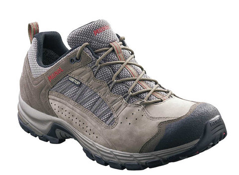 Meindl Journey Pro 5219 GTX Mens Waterproof Lace Up Walking Shoe 06 Schilf/Red