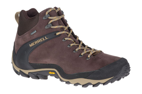 Merrell Chameleon 8 Mid GTX (J034265) Mens Waterproof Walking Boot