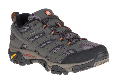 Merrell Moab 2 GTX (J06039) Mens Waterproof Lace Up Walking Shoe Beluga