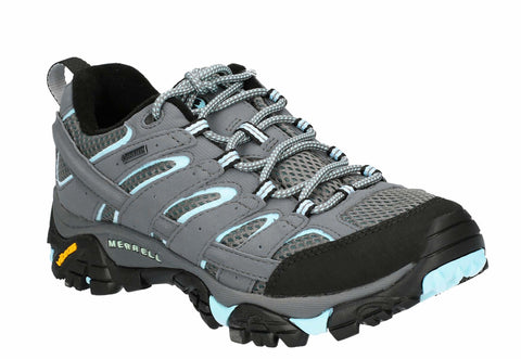 Merrell Moab 2 GTX (J06036) Womens Waterproof Lace Up Walking Shoe