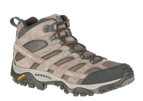 Merrell Moab 2 Mid Leather GTX (J033311) Mens Waterproof Walking Boot