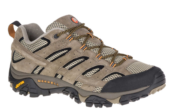 Merrell Moab 2 Ventilator (J598231) Mens Lace Up Walking Shoe Pecan