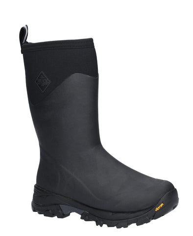 Muck Boots Arctic Ice Mid Boot Black
