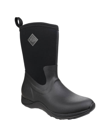 Muck Boot Arctic Weekend Womens Wellington Black
