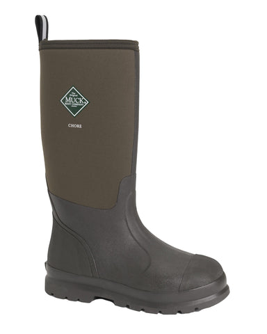 Muck Boot Chore Hi Mens Wellington Work Boot