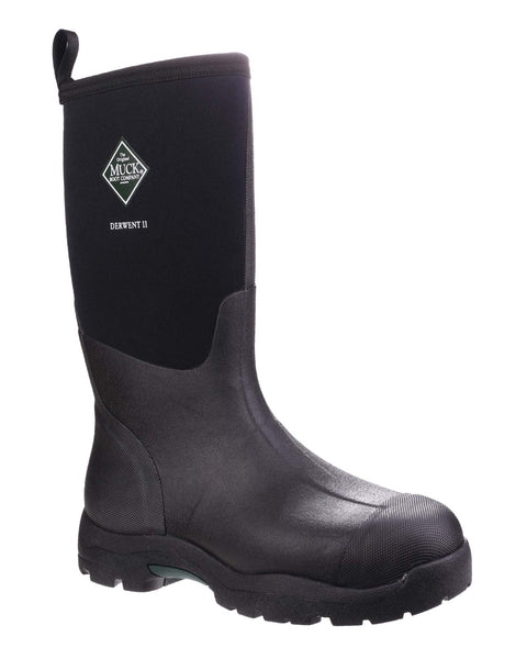 Muck Boot Derwent II Womens All Purpose Field Boot Blk