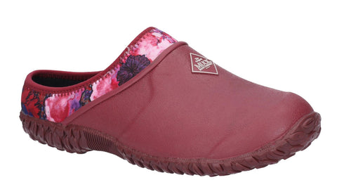 Muck Boots Muckster II Slip On Clog Red