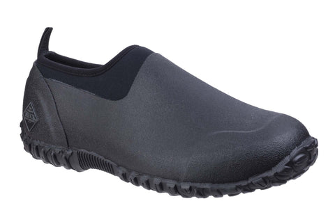 Muck Boot Muckster II Low Mens Slip On Shoe Black