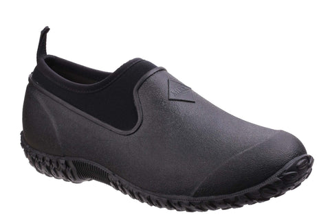 Muck Boot Muckster II Low Womens Slip On Shoe Black