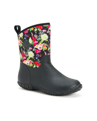 Muck Boot RHS Muckster II Short Womens Mid Length Wellington Boot